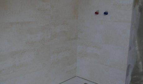 création de salle de bain sur mesure et clés en main MG Carrelagesà Clermond-ferrand