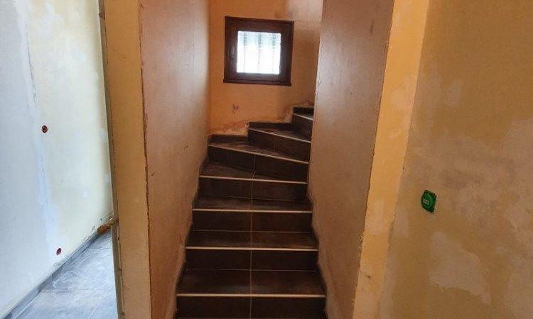 Aménagement d'escalier en carrelage Clermont-Ferrand